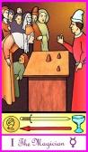 Magician -- Tarot of the Masters