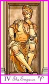 Emperor -- Tarot of the Masters