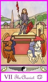 The Chariot -- Tarot of the Masters