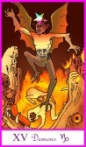 Demons (Devil) from Tarot of the Majors