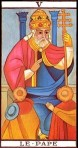 Marseille Pope (Hierophant)