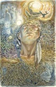 psycopomp -- Lisa Hunt