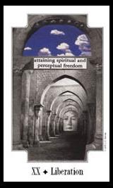 Transformational Tarot Liberation aka Judgment