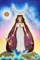 Empress -- Fifth Tarot