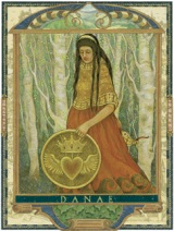 Princess of Coins -- Lover's Path Tarot
