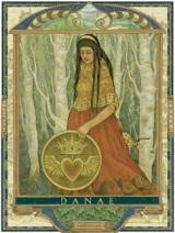Princess of Coins -- Lover's Path Tarot