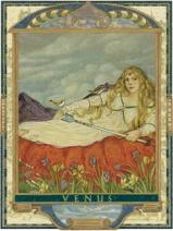 Queen of Arrows -- Lover's Path Tarot