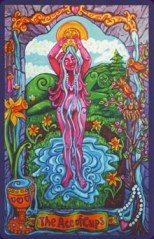 Pearls of Wisdom Tarot Ace of Cups