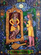 Pearls of Wisdom Tarot Devil