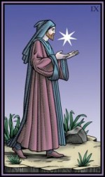 Tarot of the Sevenfold Mystery Hermit