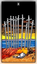 RWS 2.0 Ten of Swords