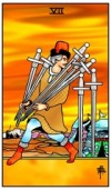 Seven of Swords