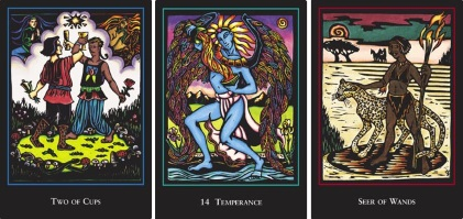 World Spirit Tarot reading