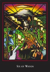 Image result for 7 of cups world spirit tarot