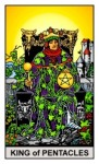 RWS 2.0 King of Pentacles