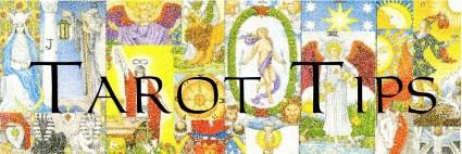 Tarot Tips logo