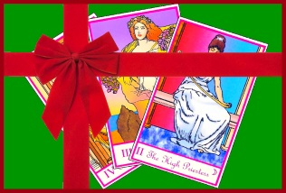 Christmas_Present of TAROT 1 smaller etc