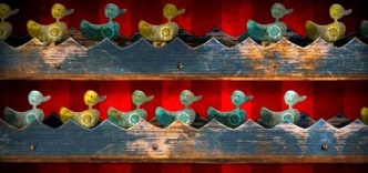 ducks in a row shooting gallery 2