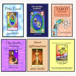 James Ricklef's Tarot Books
