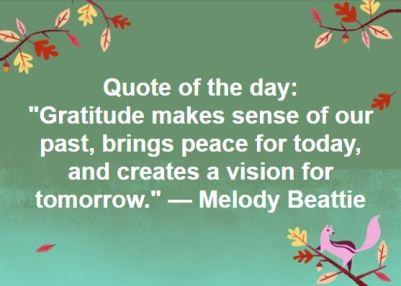 gratitude _ thanksgiving