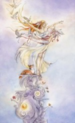 Shadowscapes Tarot fool card