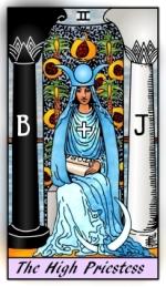 RWS 2.0 High Priestess
