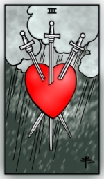 RWS 2.0 Three of Swords
