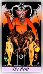 1RWS 2.0 Devil card
